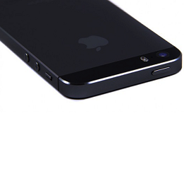 iPhone 5 tlačidlo späť