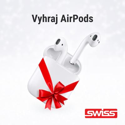 Vianočná Facebook Súťaž o Airpods