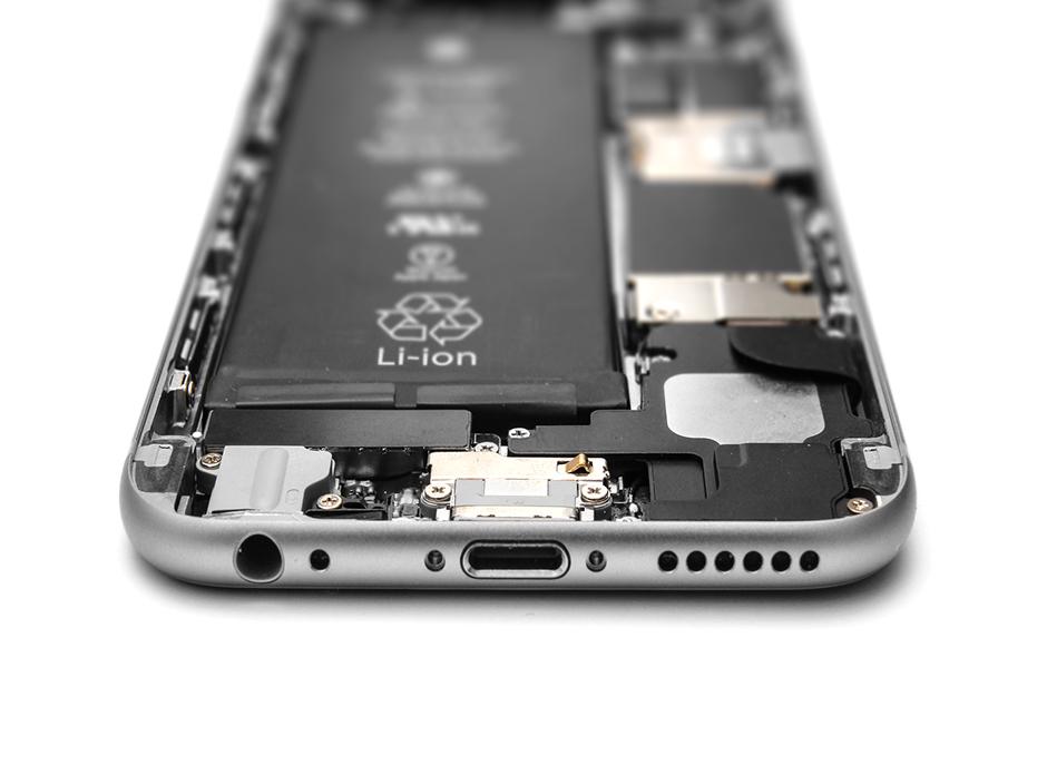Iphone výmena batérie